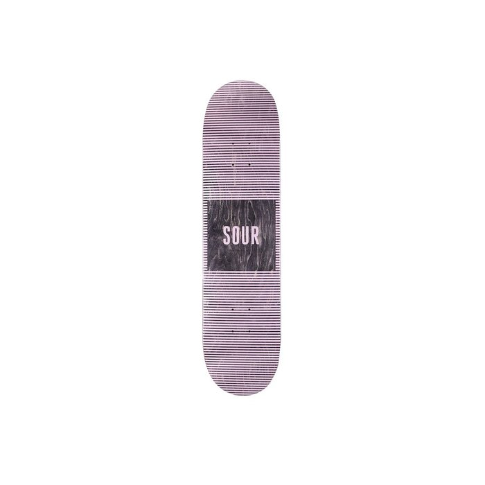 Sour deck Hol 18 , Sour Stripes, 7.75