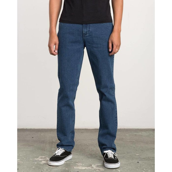 RVCA Daggers denim