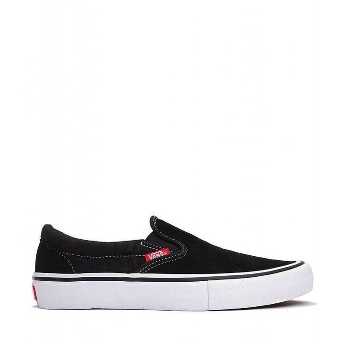 Vans - Slip On Pro (Black White Gum) 13995b3ec