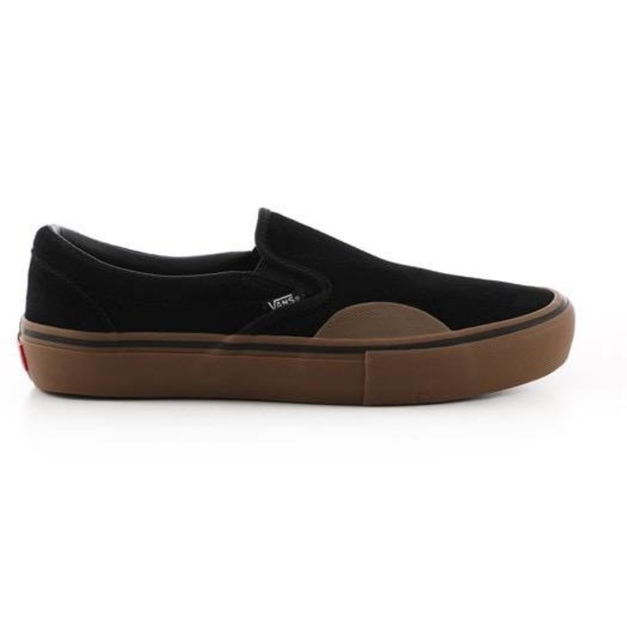 Vans Vans MN Slip-On Pro (rubber) black rubber - KCDC Skateshop 2fbee9494