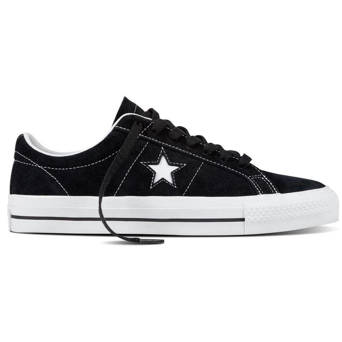 Cons ONE STAR PRO OX BLACK/WHITE/WHITE