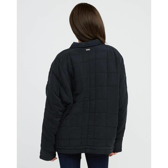 RVCA CARTON QUILTED JACKET