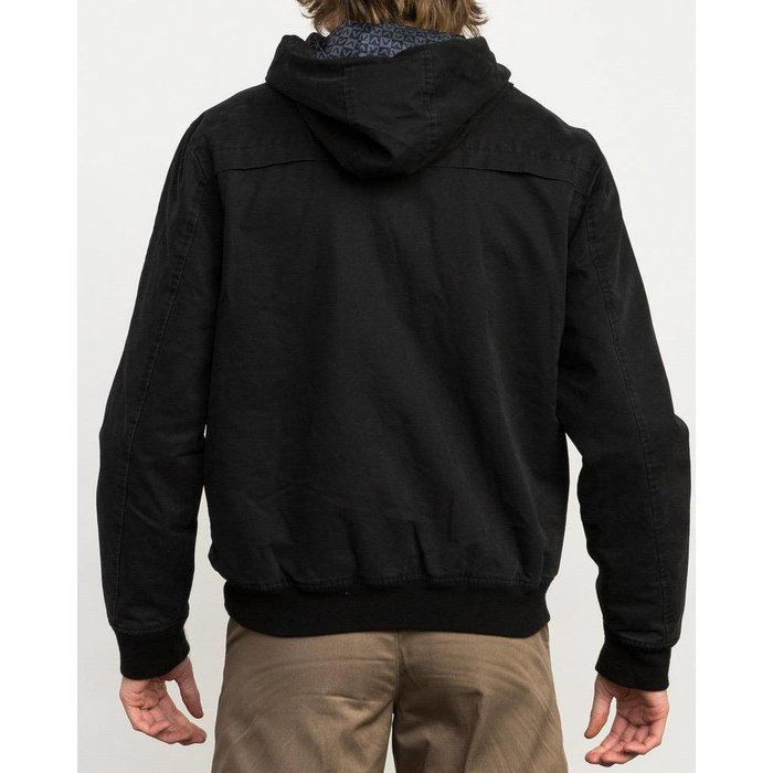 RVCA HOODED BOMBER II