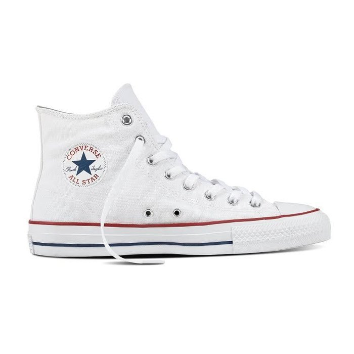 CONS CTAS PRO HI WHITE/RED/INSIGNIA BLUE