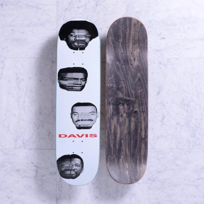 Quasi deck , Heads (Soap), 8.125