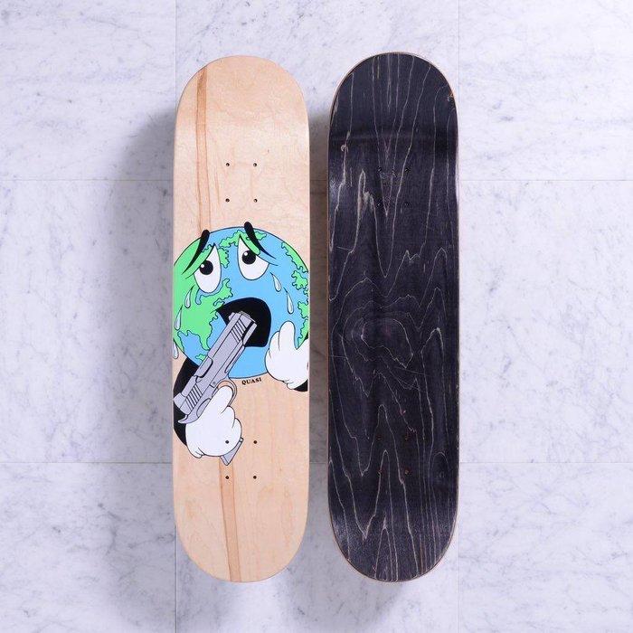 Quasi deck , World (Natural), 8