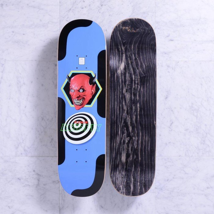 Quasi deck , Acid(Blue), 8.5