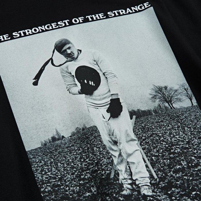 POLAR THE STRONGEST OF THE STRANGE TEE
