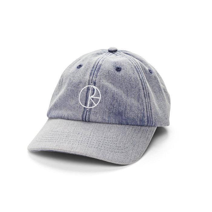 POLAR DENIM CAP , LIGHT PURPLE, O/S