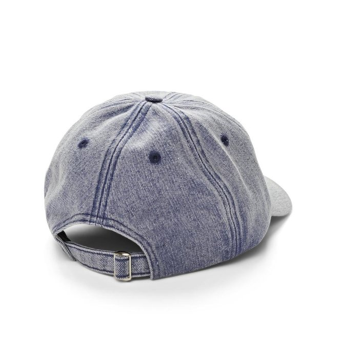 POLAR DENIM CAP , LIGHT PURPLE, O/S