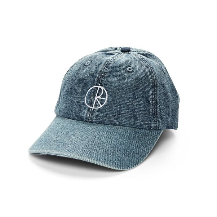 POLAR DENIM CAP , BLUE, O/S