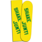 Shake Junt Yellow/Green grip