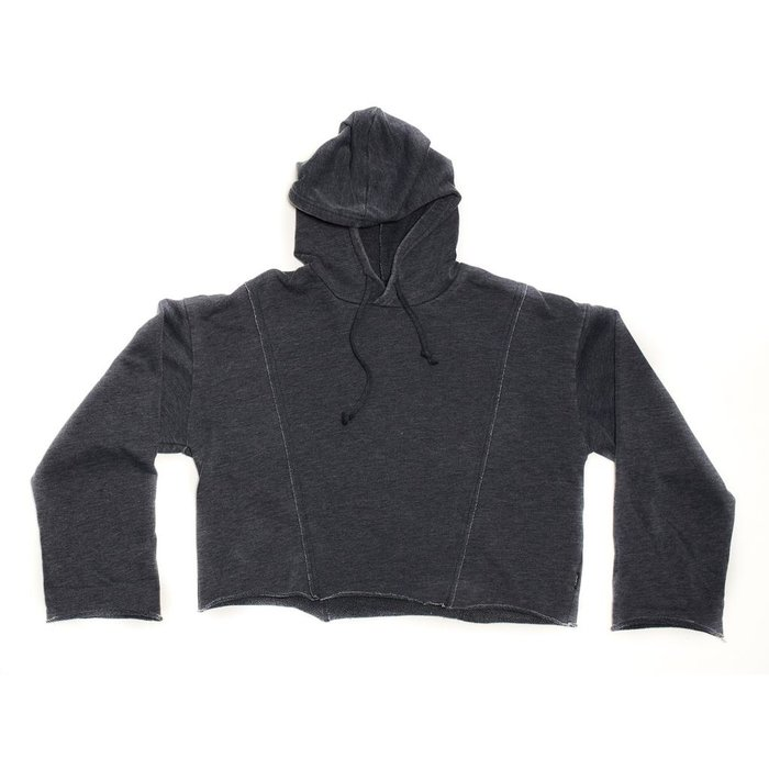 RVCA AVA CROP FLEECE