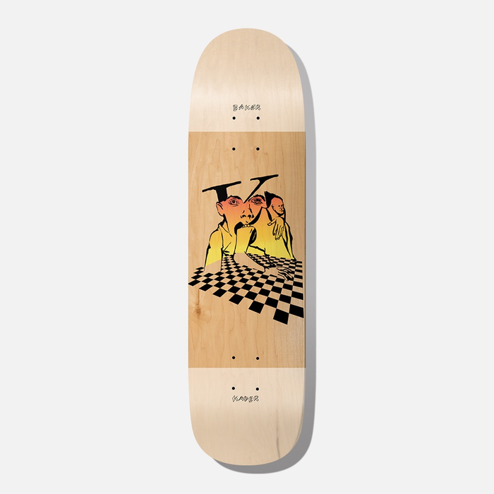 Baker deck Summer 19, KS Mind Bneds, 9.6