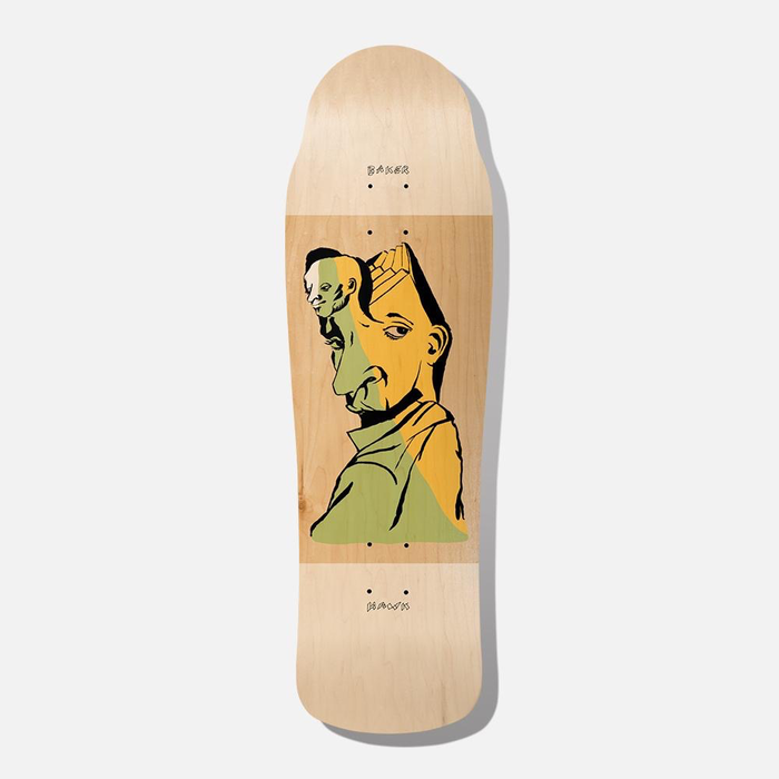 Baker deck Summer 19, RH Mind Bends, 9.5