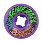 Santa Cruz Slime Balls Vomit wheels , Mini Purple , 53