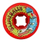 Santa Cruz Slime Balls Vomit wheels , Barfhead Mini Red, 54