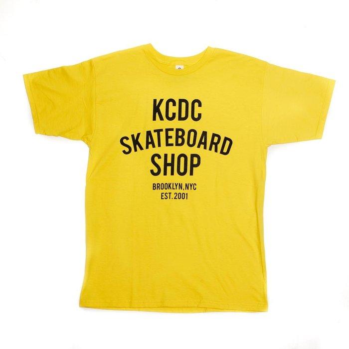 KCDC plain n' simple tee '19