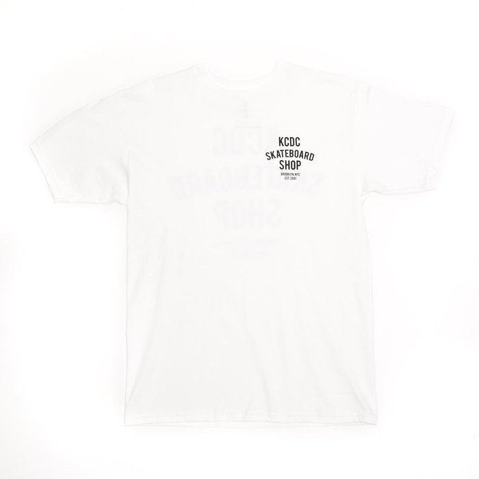 KCDC PLAIN N' SIMPLE 2 SIDED TEE