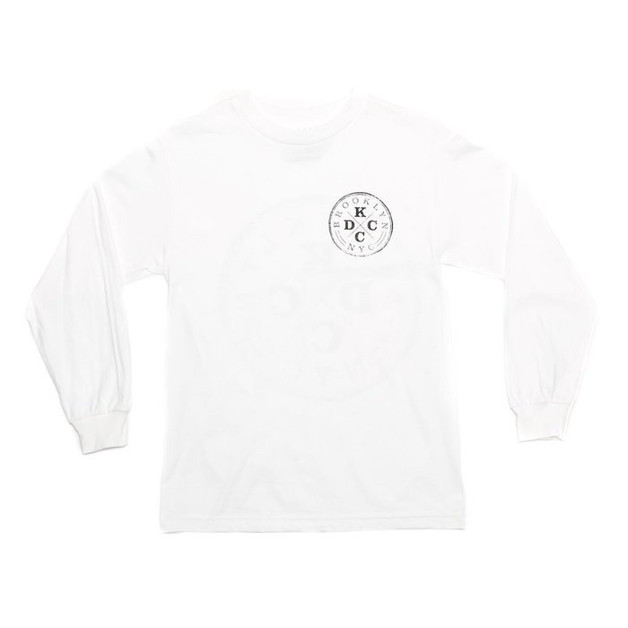 KCDC STAMP LONG SLEEVE '19