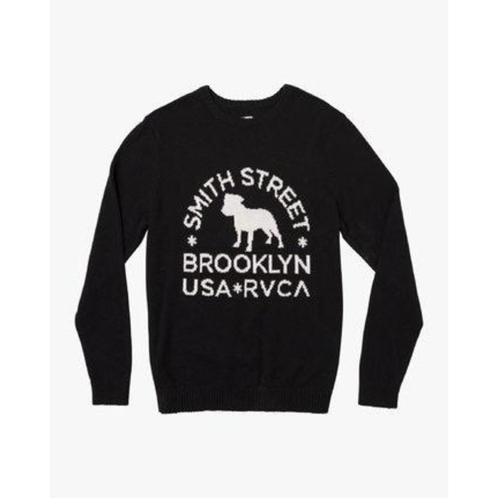 RVCA SMITH STREET SWEATER