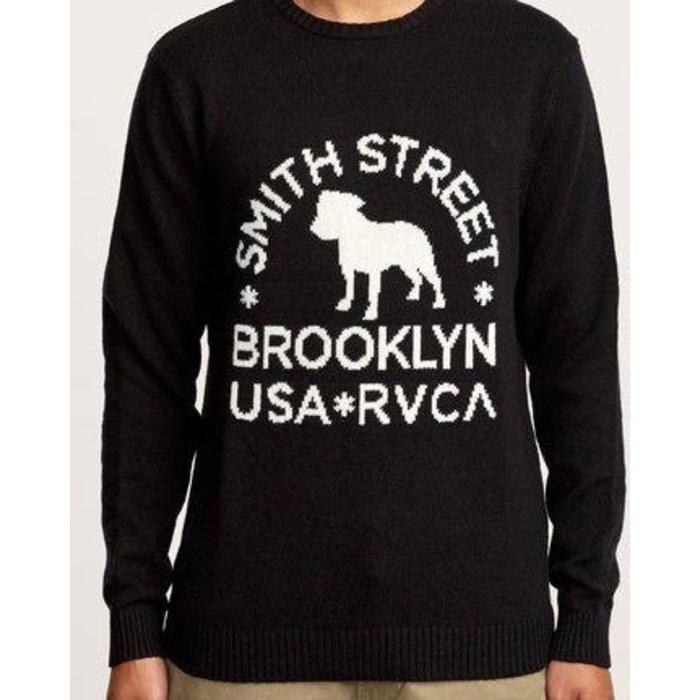 RVCA SMITH STREET SWEATER