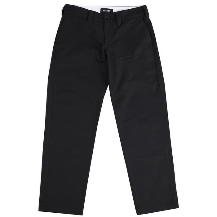 Theories stamp work pant