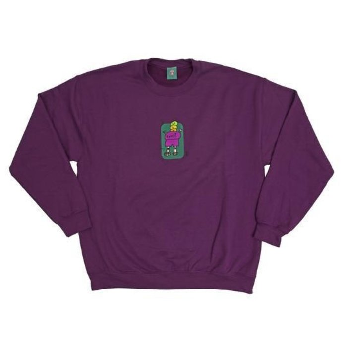 Frog Napkin Friend Crew Neck