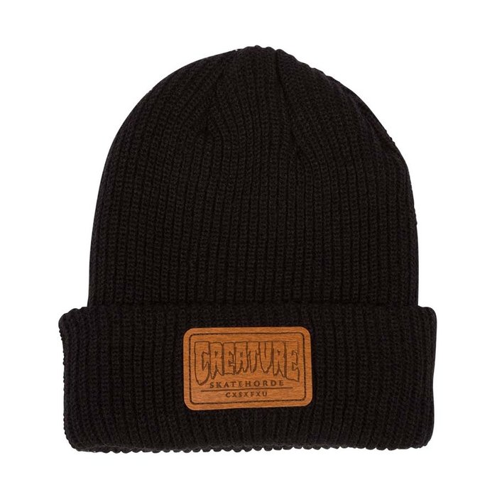 Creature Horde Patch long shoreman beanie