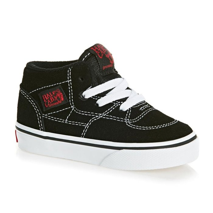 Vans UY Half Cab RACING<br /> RED/TRUE/RACING RED/T