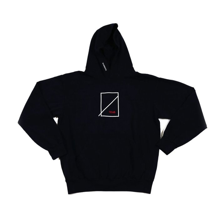 NUMBERS EDITION -Symbol Hooded Jersey