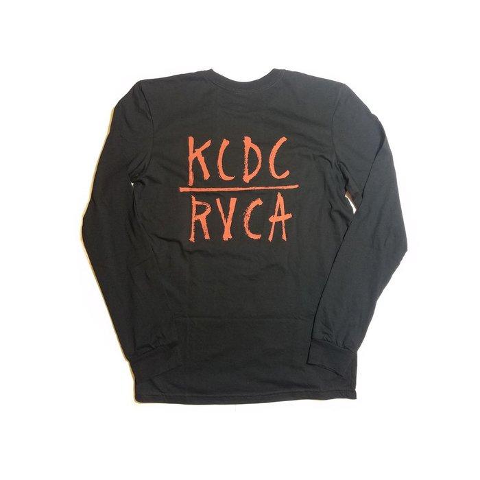 RVCA - Horton Stack LS