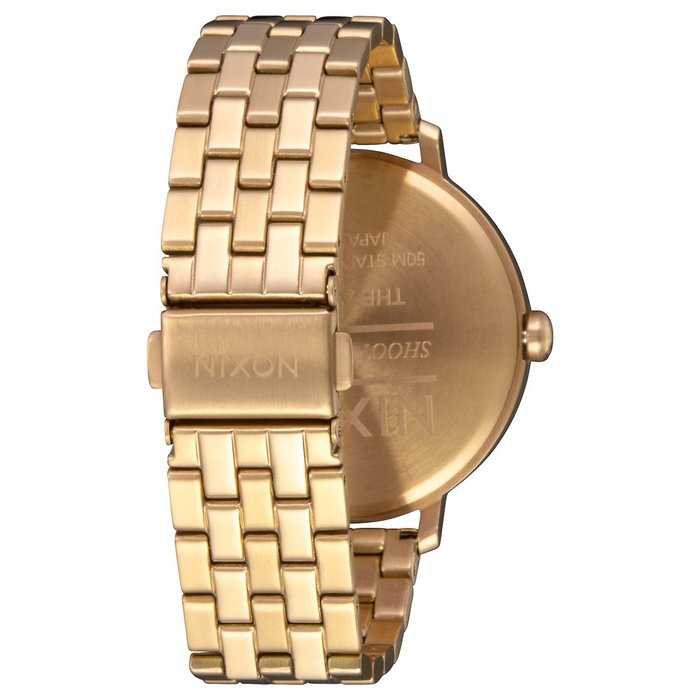 Nixon Arrow All Gold