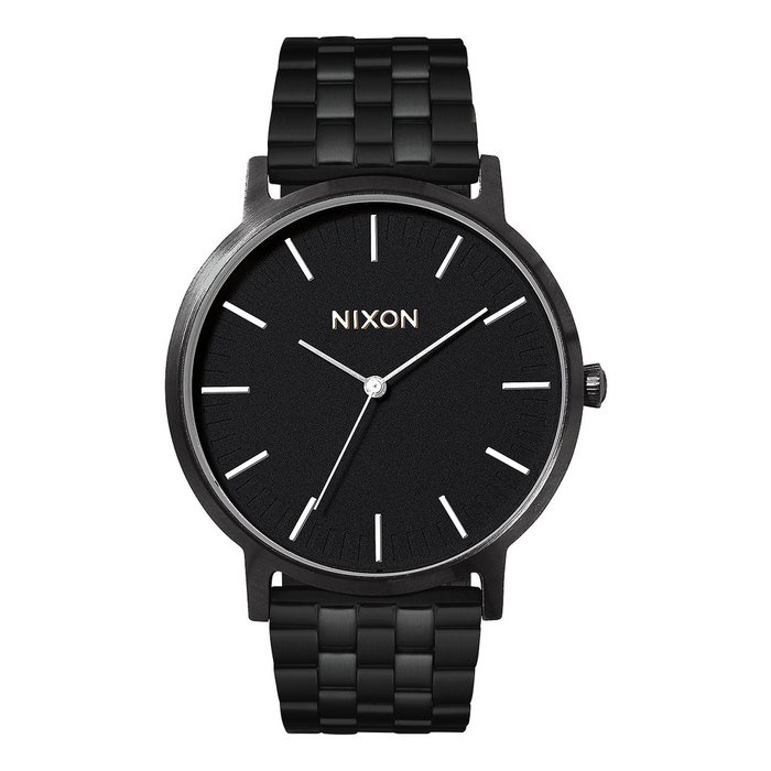 Nixon Porter All Black/White