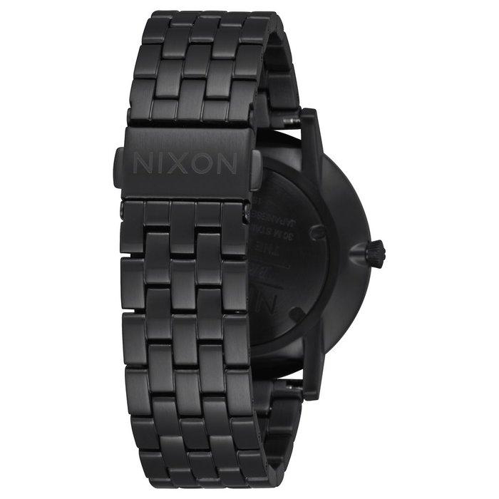 Nixon Porter All Black/White