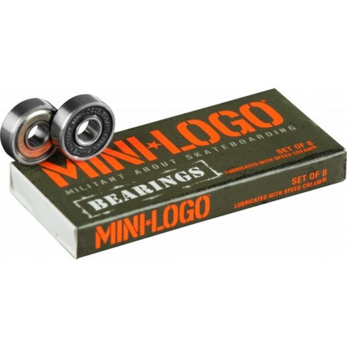 Mini Logo - Bearings