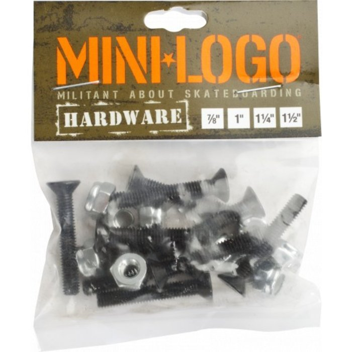 Mini Logo Hardware- assorted size