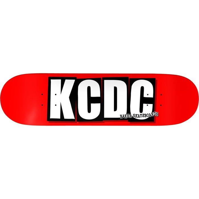Baker Brand Logo KCDC deck