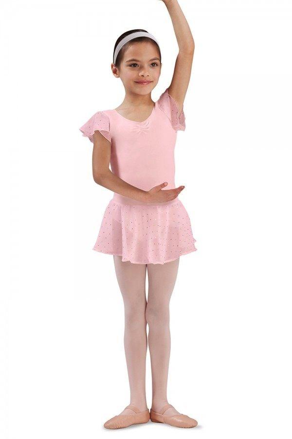 Bloch CR5161 Sequin Georgette Skirt