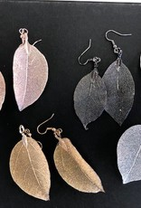 CA Leaf Earrings