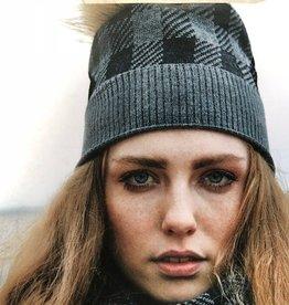 Canadian Hat Company Ltd. Canadian Hat Plaid Toque