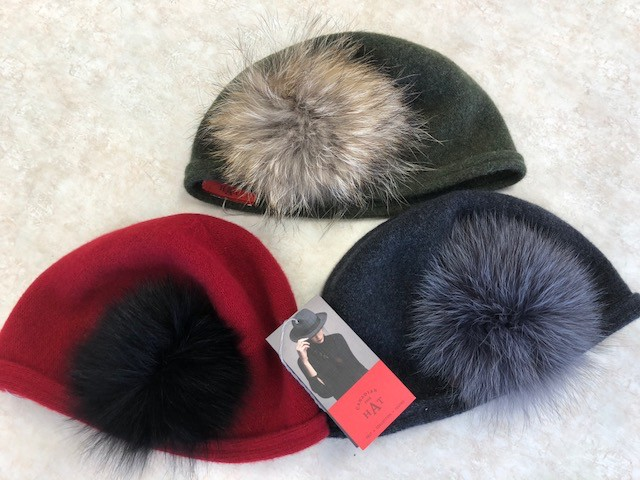 Canadian Hat Company Ltd. Canadian Hat Company Cici Ormos Hat