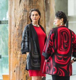 Chloe Angus Designs Chloe Angus Design Haida Overcoat<br /> - ON  SALE !!