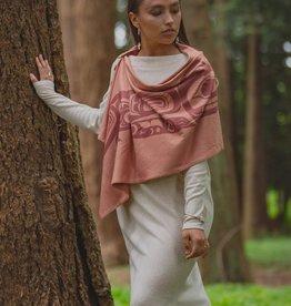 Chloe Angus Designs Chloe Angus Fleece Boatneck Dress ON SALE !!
