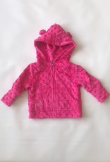 Limeapple The ultimate light weight alternative for bulkier jackets and sweaters when the temperature goes down. This incredibly soft and light hoodie will keep your little one  really warm and cuddly.