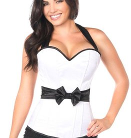Daisy Corsets Daisy Corsets Halter Corset with Bow