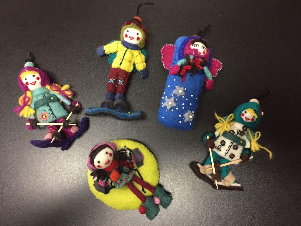 Icelandic Designs Newari Outdoor Fairies