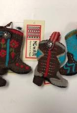 Icelandic Designs Newari Cowgirl Boots