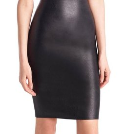 Commando Commando Faux Leather Pencil Skirt