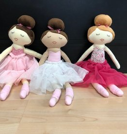 Bloch Bloch CW1130 Soft Ballet Doll  - ON SALE ! !<br />  ONE ON THE LEFT WITH THE PINK DRESS IS AVAILABLE.